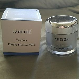 Other - Laneige Time Freeze Firming Sleeping Mask